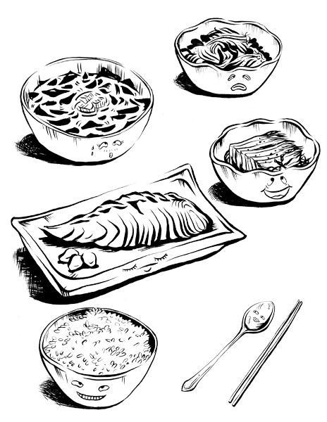 korean foods jroh blog American Food do