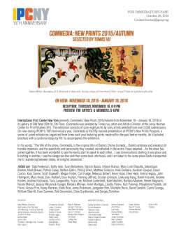 Commedia_PressRelease_Page_1