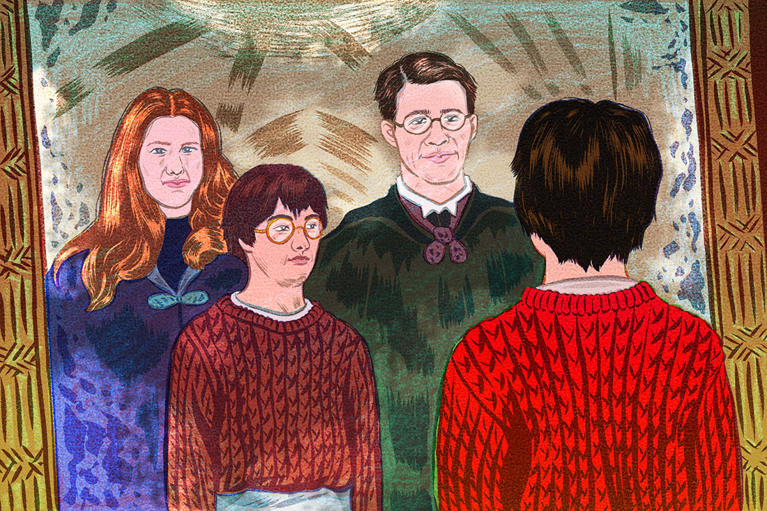 The Ringer  for the Harry Potter day! - AD David Shoemaker